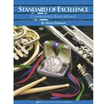 STANDARD OF EXCELLENCE FRENCH HORN BOOK 2