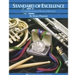 STANDARD OF EXCELLENCE BASS CLARINET BOOK 2