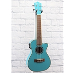 AMAHI UK-205EQ LIGHT BLUE UKULELE