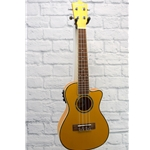 AMAHI UK-205EQ TAN UKULELE