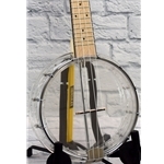 GOLD TONE LITTLE GEM BANJO UKULELE - LED LIGHTS