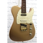 TOM ANDERSON T ICON HOLLOW CONTOURED - SHORELINE GOLD
