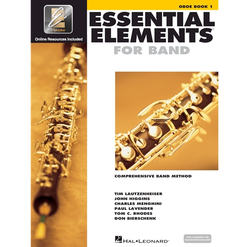 ESSENTIAL ELEMENTS 2000 OBOE BOOK 1