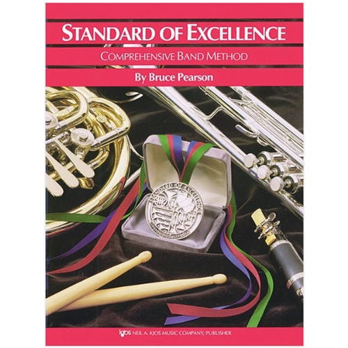 STANDARD OF EXCELLENCE TROMBONE BOOK 1