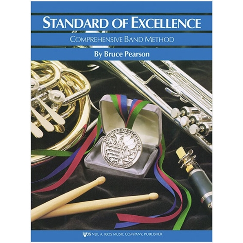 STANDARD OF EXCELLENCE OBOE BOOK 2