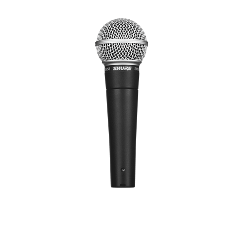 SHURE SM58S DYNAMIC VOCAL MIRCOPHONE WITH ON/OFF SWITCH