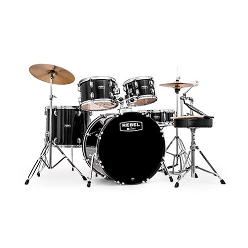 MAPEX REBEL COMPLETE DRUM KIT