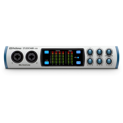 PRESONUS STUDIO 68 INTERFACE USB