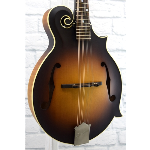 GIBSON F9 MANDOLIN - VINTAGE BROWN